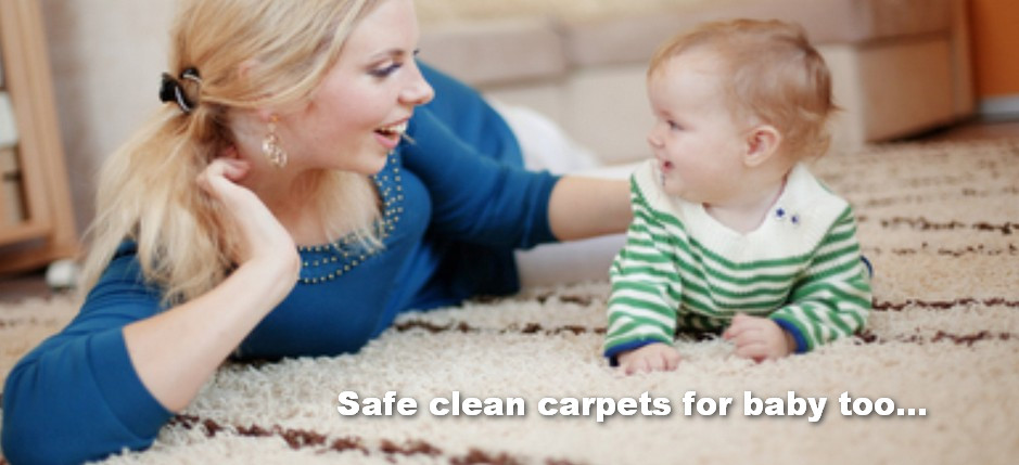 clean carpets for baby – Advance Carpet Cleaning Denver CO